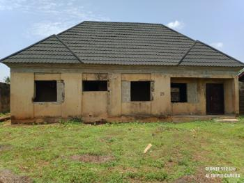 Three Bedroom Bungalow Set Back, Igando, Ikotun, Lagos, Detached Bungalow for Sale