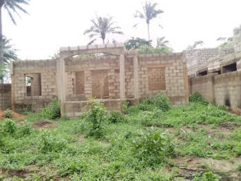 4 Bedrooms Bungalow, Adeogun Area Close to Iita Fence Behind U.i Laninba Ajibode, Ibadan, Oyo, House for Sale