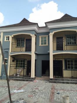 a 3 Bedroom Terraced Duplex of Four Units., Sunview Estate, Sangotedo, Ajah, Lagos, Terraced Duplex for Rent