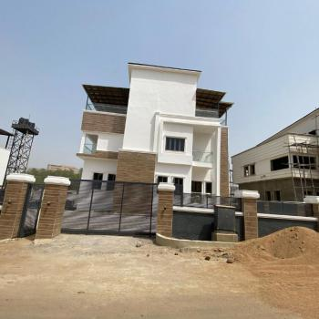 Exquisitely Finished 5 Bedroom Detached Duplex with Bq and Pool, Guzape District, Abuja, Detached Duplex for Sale