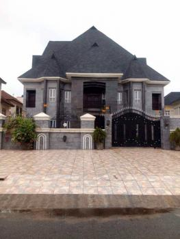 Marble Mansion 8 Bedrooms with 4 Palours with Swimming Pool, Phase 1, Osborne, Ikoyi, Lagos, Detached Duplex for Sale