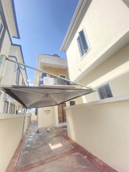 4 Bedroom Semi-detached Duplex with a Room Bq, 2nd Tollgate, Lekki Phase 2, Lekki, Lagos, Semi-detached Duplex for Sale
