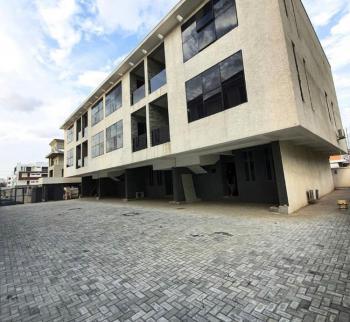Tastefully Built 4 Bedroom Terrace Duplex with a Bq;, Off Banana Island Road, Ikoyi, Lagos, Terraced Duplex for Rent