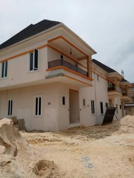Newly Built 4 Bedroom Terrace Duplex with Bq, Agungi, Lekki, Lagos, Terraced Duplex for Sale