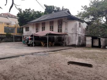 2,500sqm Land with an Old Structure, Old Ikoyi, Ikoyi, Lagos, Mixed-use Land for Sale