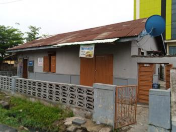 House, Little Road, Sabo, Yaba, Lagos, Terraced Bungalow for Sale