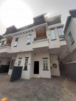 Luxury & Spacious 4 Bedroom Duplex + Bq, Ikota, Lekki, Lagos, Semi-detached Duplex for Sale