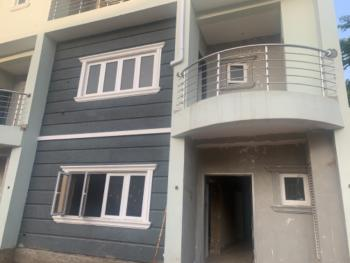 Brand New 4 Bedroom Terrace Duplex with a Room Bq, Utako, Abuja, Terraced Duplex for Sale