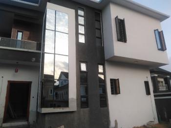Newly Built 4 Bedroom with Sturdy Room, Osapa and Agungi Access, Agungi, Lekki, Lagos, Detached Duplex for Sale