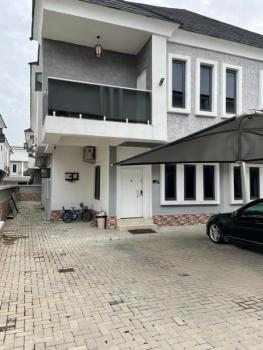 Distress Beautiful 4 Bedroom Semi Detached Duplex with Swimming, Victoria Crest Estate Orchid Road By 2nd Toll Gate Chevron, Lekki, Lagos, Detached Duplex for Sale