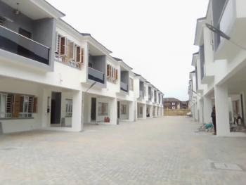 4 Bedroom Terrace Duplex with Spacious Rooms, Orchid Road, Lekki Phase 2, Lekki, Lagos, Terraced Duplex for Rent