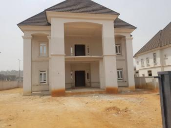 90% Completed 5 Bedroom Fully Detached House with Domestic Quarters, Diplomatic Zone, Katampe Extension, Katampe, Abuja, Detached Duplex for Sale