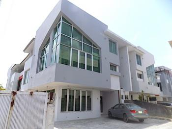 Luxury 4 Bedroom Semi Detached Duplex with Bq in a Gated Estate, Ikate, Lekki, Lagos, Semi-detached Duplex for Rent