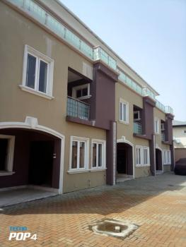 4 Bedroom Terraced Duplex with Swimming Pool, Lekki Right Private, Lekki, Lagos, Terraced Duplex for Rent
