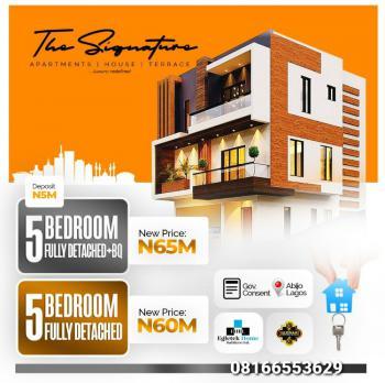 Fully Detached Duplex, Abijo, Lekki, Lagos, Detached Duplex for Sale