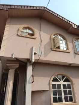 Five Bedroom Duplex with 6 Bedroom Flat at The Back, Martins Estate Alagbole Akute Road, Akute, Ifo, Ogun, Detached Duplex for Sale