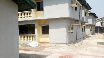 Newly Renovated 2 Wings of 4 Bedroom Duplexes with 2 Room Bqs, Omole Phase 1, Ikeja, Lagos, Detached Duplex for Rent