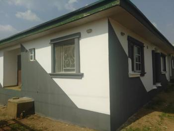 3 Bedroom Semi Detached Bungalow Total of 6 Bedrooms All En-suite, Lugbe District, Abuja, Semi-detached Bungalow for Sale