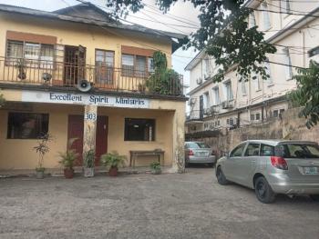 an Old Storey Building, Herbert Macaulay Way, Adekunle, Yaba, Lagos, Terraced Duplex for Sale