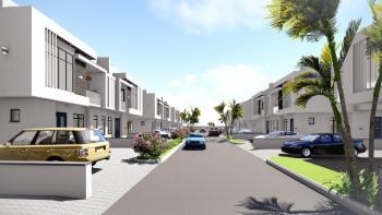 Luxury 4 Bedroom Terrace House (off Plan), Off Orchid Road, Lekki Expressway, Lekki, Lagos, Terraced Duplex for Sale