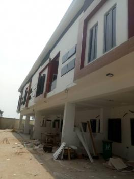 Perfectly Finish Brand New 4 Bedroom Terrace Duplex, Orchid Road, Lekki, Lagos, Terraced Duplex for Sale