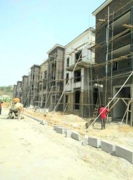 4 Bedroom Terrence Duplex, Jabi, Abuja, Terraced Duplex for Sale