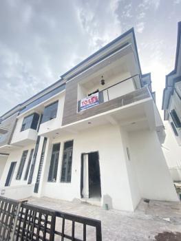Newly Built 4 Bedroom Semi Detached Duplex, Chevron, Lekki Phase 2, Lekki, Lagos, Semi-detached Duplex for Rent