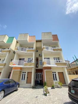 a Lovely 4 Bedroom Terrace Duplex Furnished/unfurnished, Osapa, Lekki, Lagos, Terraced Duplex for Sale