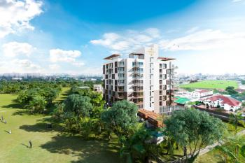 The Overlook Condominiums, 3, Okotie-eboh Street, Off Awolowo Road., Ikoyi, Lagos, Flat for Sale