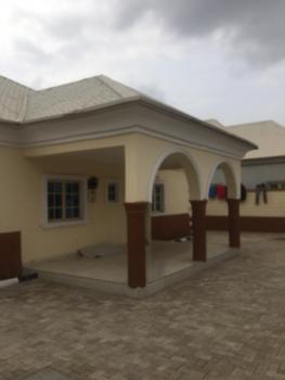 Tastefully Finished 3 Bedrooms Detached Bungalow with Bq Within an Estate, By Godab Estate, Life Camp, Abuja, Detached Bungalow for Sale
