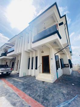 4 Bedroom Semi Detached Duplex with B/q, Oral Estate 2, Lekki, Lagos, Semi-detached Duplex for Rent