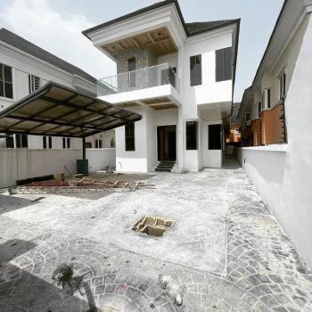 Newly Built Massive 5 Bedroom Fully Detached Duplex;, Chevron, Lekki, Lagos, Detached Duplex for Sale