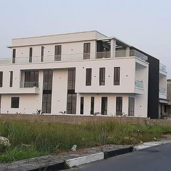 Luxurious 5 Bedroom Semi Detached Duplex, Cowrie Creek Estate, Lekki, Lagos, Semi-detached Duplex for Sale