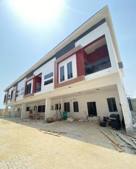 Newly Built and Fully Serviced 4 Bedroom Terrace Duplex, Orchid Hotel Road, Lekki, Lagos, Terraced Duplex for Rent