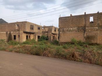 60% Completed 4 Bedroom Suited Twin Semi Detached Duplexes & 1 Room Bq, Ivory Estate Phase1, Trans Ekulu Axis, Enugu, Enugu, Semi-detached Duplex for Sale