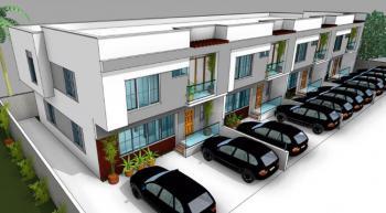 Off Plan 4 Bedroom Terrace Duplex, Phase Ii, Gbagada, Lagos, Terraced Duplex for Sale