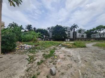 2295.07sqm Land, Mekwuen Road, Off Queens Drive, Old Ikoyi, Ikoyi, Lagos, Residential Land for Sale