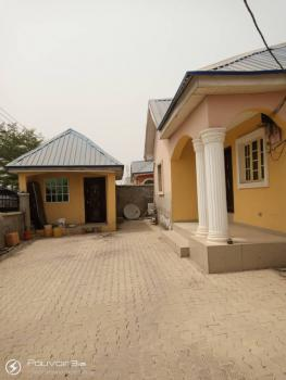 Clean Fully Detached 4 Bedroom Bungalow with 2 Room Bq, Airport Road/voice of Nigeria, Lugbe District, Abuja, Detached Bungalow for Sale