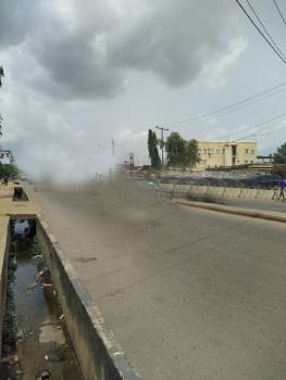 Land Measuring 1950sqm, Along Idimu Egbeda Road By Domino Supermarket, Egbeda, Alimosho, Lagos, Commercial Land for Sale