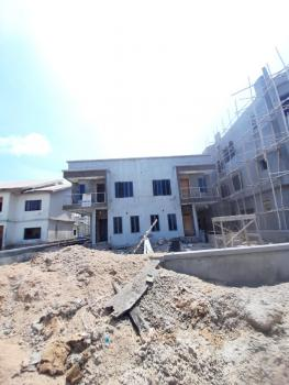 Massive 4 Bedroom Semi Detached Duplex with Swimming Pool, Orchid Road, Lekki Phase 2, Lekki, Lagos, Semi-detached Duplex for Sale