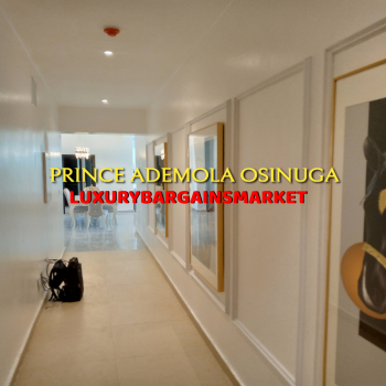 Fresh & Newly Built 4 Bedrooms Penthouse on a Whole Floor, Old Ikoyi, Ikoyi, Lagos, Flat / Apartment for Sale