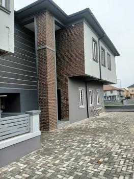 Brand New 4 Bedroom Detached Duplex with Bq, By Shoprite, Sangotedo, Ajah, Lagos, Detached Duplex for Rent