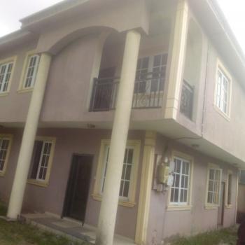 Executive 4 Bedroom Detarch Duplex, Estate, Adeniyi Jones, Ikeja, Lagos, Detached Duplex for Sale