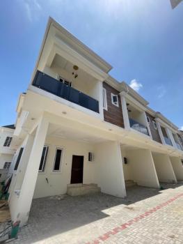 Lovely Built 3 Bedroom Terrace Duplex with Bq, Atlantic View Vgc, Lekki Phase 2, Lekki, Lagos, Terraced Duplex for Sale