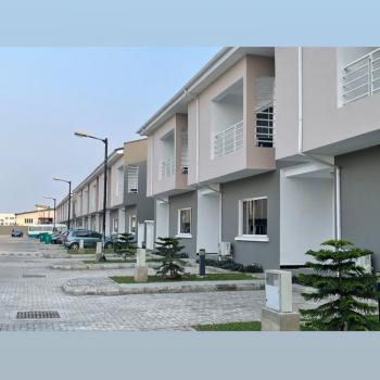 a Beautifully Crafted 3 Bedrooms Terrace Duplex with a Bq, Ikate, Lekki, Lagos, Terraced Duplex for Sale