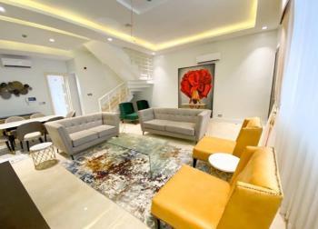 3 Bedroom Terrace Duplexes with Bq, Spacious Rooms, 24hours Light, Banana Island Estates, Banana Island, Ikoyi, Lagos, Terraced Duplex Short Let