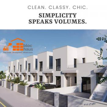 3 Bedroom, Eleko Beach Road, Five Oaks Terraces, Eleko, Ibeju Lekki, Lagos, Terraced Duplex for Sale