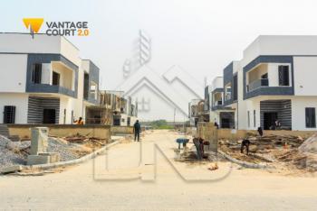 3 Bedroom Semi-detached Duplex with Bq( Semi- Finished), Bogije, Lekki-ajah, Vintage Court 2.0, Bogije, Ibeju Lekki, Lagos, Semi-detached Duplex for Sale