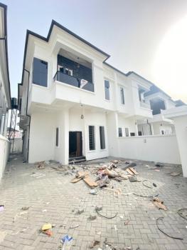 Exquisitvely Built & Luxury 4 Bedroom Duplex + 1bq, Lekki, Lagos, Semi-detached Duplex for Sale