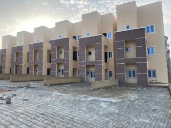 4 Bedroom Terrace Duplex with a Bq, Near Family Worship Center, Wuye, Abuja, Terraced Duplex for Sale